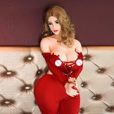 <b>152cm Giant</b> Hip Women Lifelike Realistic Sex Doll <b>Big Boobs</b> Long ...
