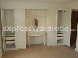 fitted cupboards bedroom