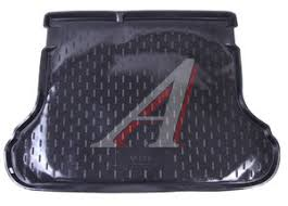 KAZVest <b>Коврик багажника</b> ЛАДА Vesta (15-) <b>пластик</b> ТП ...