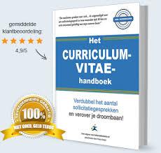 Het cv-handboek - Sollicitatiedokter