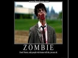 Zombie memes - YouTube via Relatably.com