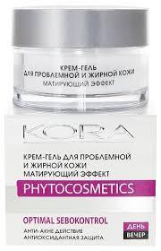 <b>Kora Крем-гель для</b> проблемной и жирной кожи — купить по ...
