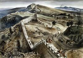 Homework project help Romans hadrianS wall