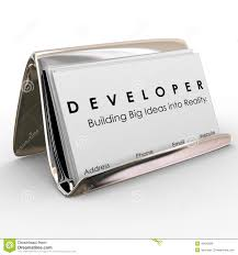 developer business cards builder software application programmer developer business cards builder software application programmer