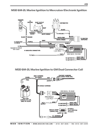 msd ignition wiring diagrams brianesser com Electronic Ignition Wiring Diagram msd 6m 2l marine ignition to mercruiser electronic ignition ford electronic ignition wiring diagram