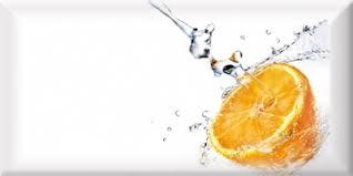 <b>Декор Absolut Keramika</b> Monocolor <b>Decor</b> Fresh Orange 10.00х20 ...