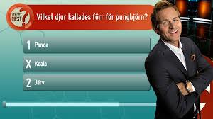 Har du vad som krävs? Testa dig i Spelet! | SVT.se