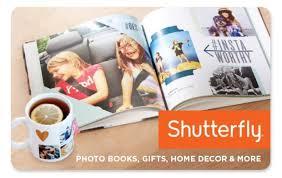 Shutterfly Gift Card   Kroger Gift Cards