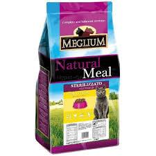 Купить <b>MEGLIUM Cat Adult</b> корм для кошек, 15 кг, курица с ...