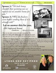 realtor marketing do just flyers work good ideas are a just flyer in black and white click for larger image