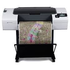 <b>HP DesignJet</b> T790 <b>24inch</b> Large Format Printer + <b>HP Designjet Z</b> ...