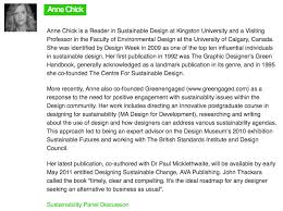 collaborative louise wilson speaker profile seeing anne s prestigeous write up