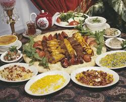Image result for غذاهاي محلي چهارمحال و بختياري