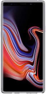 <b>Samsung</b> Original <b>Clear Cover Case</b> for Galaxy <b>Note</b> 9 - <b>Clear</b> ...