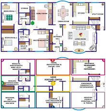 feng shui floor plan how the floor plan of your home could be holding you back bad feng shui house design