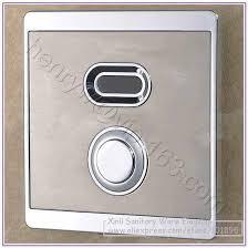 X7740 <b>Luxury</b> Wall Mounted Brass Material <b>Sensor</b> & Manual 2 ...