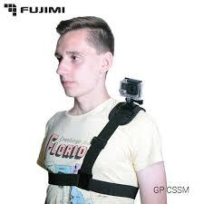 <b>FUJIMI</b> GP CSSM Плечевой <b>ремень</b>-<b>крепление</b> для экшн камер ...