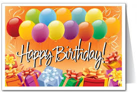 Happy Birthday Quotes and Sayings - Quotes Hunger via Relatably.com