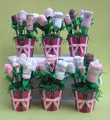 pinterest flowers decorating ideas baby girl baby shower centerpieces for tables baby girl flower bouquets shower c