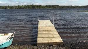 how to build a floating dock using barrels detailed step by step instructions youtube build floating