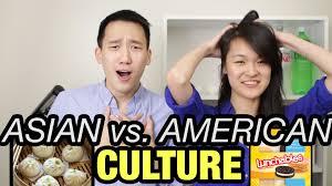 asian culture vs american culture asian culture vs american culture
