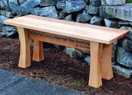 117 cedar garden bench plans woodarchivist cedar bench plans