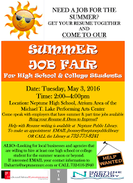 summer job fair for high school college students neptune township summer job fair for high school college students