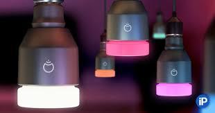 Обзор <b>смарт</b>-<b>лампочки LIFX</b>: свечение в такт музыке