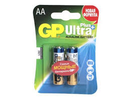 <b>Батарейка GP Ultra Plus</b> 15AUP-CR2 (LR6/AA) 2 шт - Интернет ...