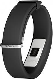 Фитнес браслет <b>Sony SmartBand 2</b> (<b>черный</b>)
