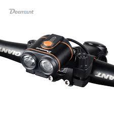 Easydo High Quality <b>Bicycle Headlight 5W</b> 280Lm 4400mAH USB ...