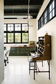 amazing desks division street inspiration for an industrial home office remodel in portland with white amazing vintage desks home office