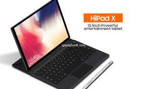 <b>CHUWI HiPad X</b> Review - 10.1-inch Android <b>4G</b> Tablet at $199.99