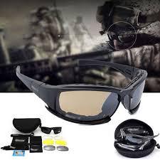<b>Polarized Daisy X7</b> Army <b>Sunglasses</b> 4 Lens Kit, Military War ...