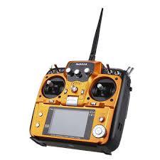<b>RadioLink AT10 II</b> 2.4Ghz 12CH RC Transmitter Remote Control w ...