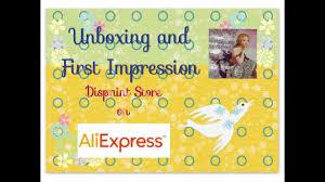 <b>Diamond Painting</b> Unboxing & First Impression - <b>Dispaint</b> Store