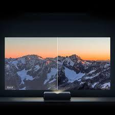 [Newest Version]Xiaomi <b>Mijia 1S 4K</b> Cinema <b>Laser Projector</b> 2000 ...