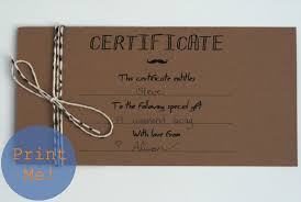 top 25 ideas about printable gift certificates gift top 25 ideas about printable gift certificates gift certificate template marriage certificate and last minute gifts