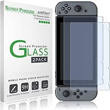 amFilm Tempered Glass Screen Protector for ... - Amazon.com