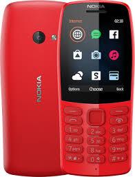 Купить <b>Мобильный телефон Nokia 210</b> Dual SIM Red по ...
