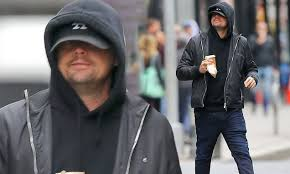 Leonardo DiCaprio <b>goes</b> incognito in hoodie and <b>baseball cap</b> as ...