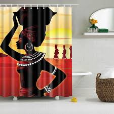<b>Waterproof Bathroom Shower</b> Curtain Sheer Hanging Panel 180 ...
