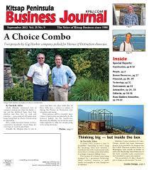 Kitsap Peninsula Business Journal 25/09 by Kitsap Sun Digital - issuu