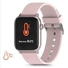 TICWRIS GTS Real-time Body Temperature Watch ... - Amazon.com
