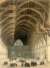 「first parliament assembly in westminster palace」の画像検索結果
