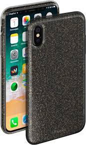 Купить <b>чехол Deppa Chic Case</b> для Apple iPhone X черный в ...