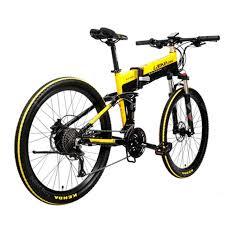 2020 <b>26 Inch LANKELEISI XT750</b> Folding Electric Bike 2 Wheels ...