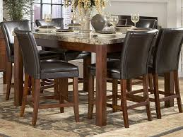 Dining Room Set Counter Height Bayshore Counter Height Dining Set With Storage Extension Table