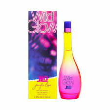 <b>Jennifer Lopez Wild Glow</b> Eau De Toilette 100ml Natural Spray for ...
