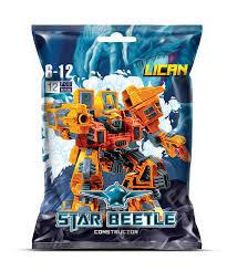 <b>Zormaer Конструктор</b> Star Beetle Lican — купить в интернет ...